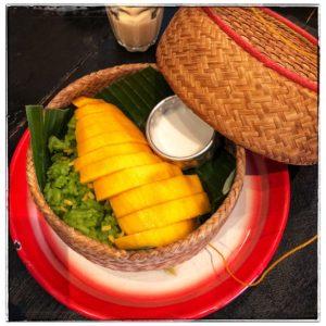Dans les assiettes de Bangkok
