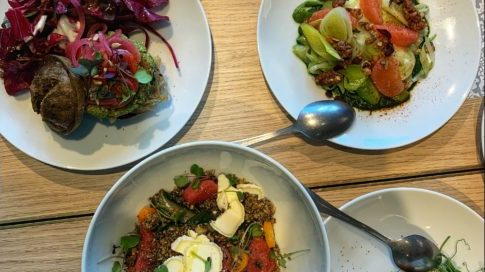 Restaurants à Paris - Supernature, le végétarien (très) gourmand