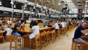 La folie Food -courts