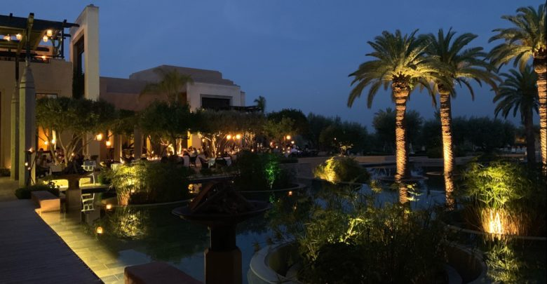 Restaurants: Une table à Marrakech
