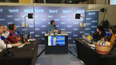 La Table des bons vivants : Arnaud Montebourg, David Rathgeber et Marlène Jobert 09/11
