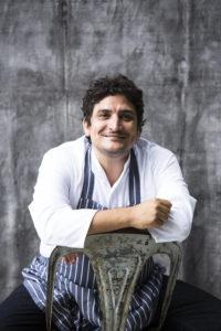 La burrata aux agrumes de Mauro Colagreco