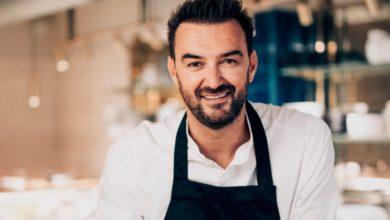 """Cyril Lignac: """"Je cuisine parce que ça me manque"""""""