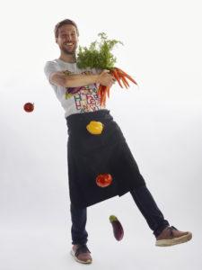 Les gnocchis carotte de Gregory Cuilleron