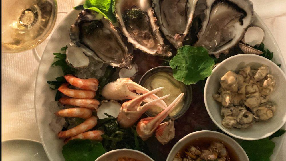 Restaurants: le Chardenoux, Cyril Lignac en marée haute
