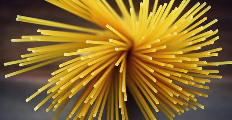 "La ""pasta"" royale"