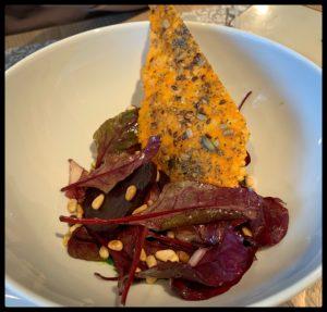 Restaurants à Paris - Supernature, le végétarien (très) gourmand