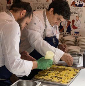 """Résumé de la grande """"battle"""" des chefs à Cannes"""