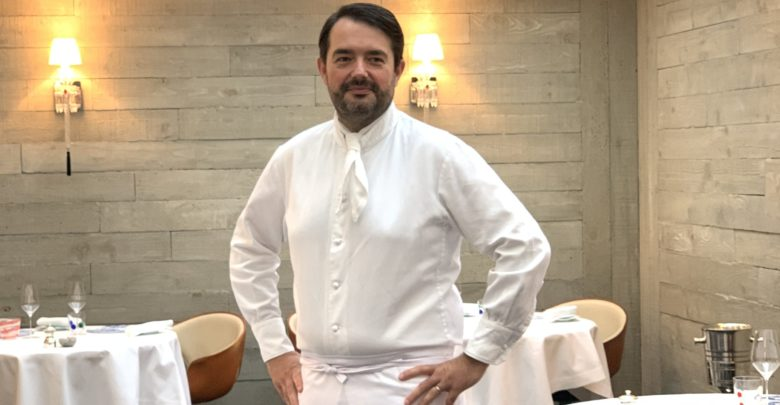 """Jean-François Piège : """"Je susi de la génération Michelin"""""""