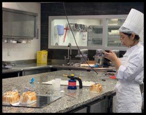 Ferrandi L Ecole Des Toques Kitchen Theorie
