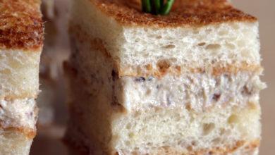 Club Sandwich à la sardine des soeurs Rostang