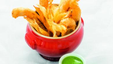 Le fish&chips de Gérald Passédat