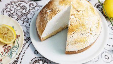 La tarte au citron meringuée de Salvatore Moscato