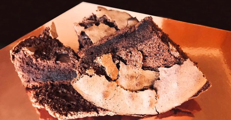 Le gâteau au chocolat sans farine de Pierre Marcolini