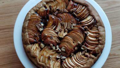 La tarte aux pommes rustique de Jennifer Hart-Smith