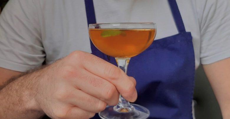 Le cocktail Harvard de Greg Inder