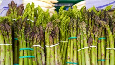 Les recettes du week-end: asperges et radis en 4 façons