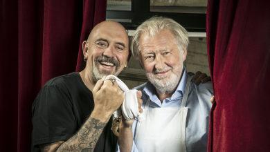 Pierre Gagnaire et Hervé Bourdon - Les copains d'accords