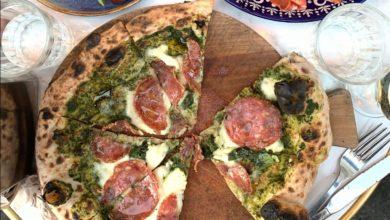"""Restaurants à Paris : des pizzerias bien """"Gaulées"""""""