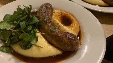 Restaurants à Paris: où manger une bonne saucisse-purée?