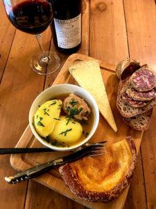 Couvre-feu : Les nouveaux moments du restaurant