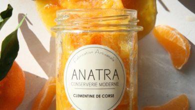 Découvrez la recette de confiture de Clémentines de Corse vanillée