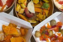 Confinés-attablés #9: quatre restaurants et une livraison