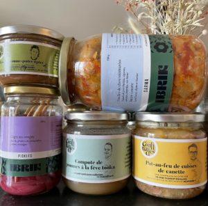 La Table des Bons Vivants: du vinaigre artisanal, des bocaux de chefs et Alain Ducasse