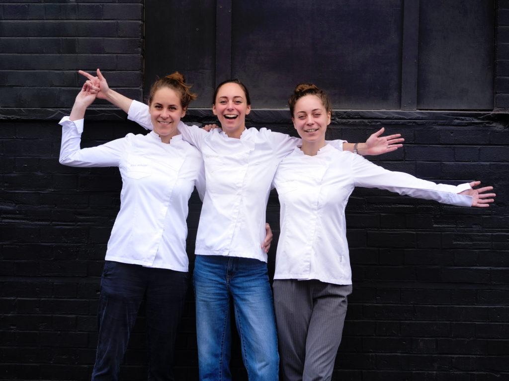 Portrait de cheffes - La brigade des soeurs Metayer