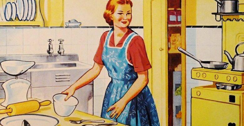 Féminisme - Les femmes et la cuisine, tout une histoire...