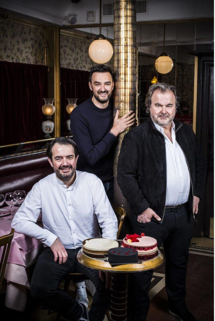 Lignac, Hermé et Piège: la pâtisserie en partage