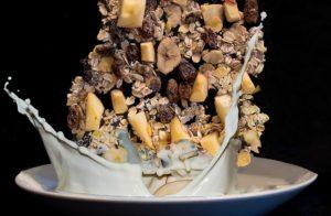 La Table des Bons Vivants: des céréales avec marina Carrère d'Encausse