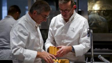 Restaurant : Les Bras réveillent la Halle aux grains