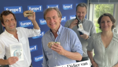 De la féta, un Grand Mezze, les festivals culinaires et Didier van Cauwelaert