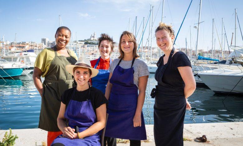 Marseille: Les nouvelles cheffes du Vieux Port