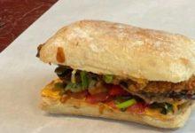 Place aux (bons) sandwiches végétariens
