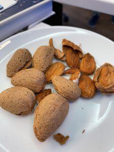 Amandes, Bocuse d'Or et cuisine persane