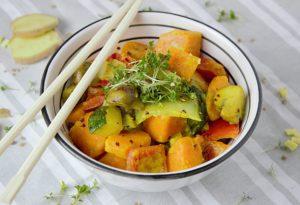 Des épices pour un automne végétarien gourmand